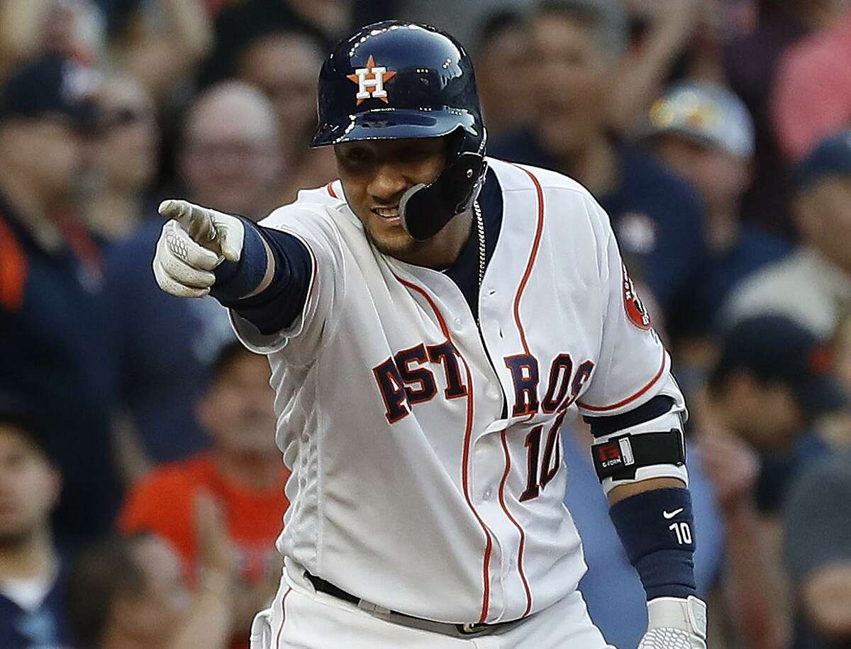 After posting a .667 team OPS in their first seven games, Yuli Gurriel and the Astros slashed a collective .335/.410/.576 over a 6-0 homestand at Minute Maid Park.