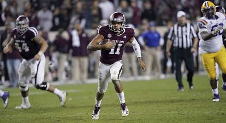 Kellen Mond plays a key role in clock management, but Aggies coach Jimbo Fisher says it is not all on the quarterback.