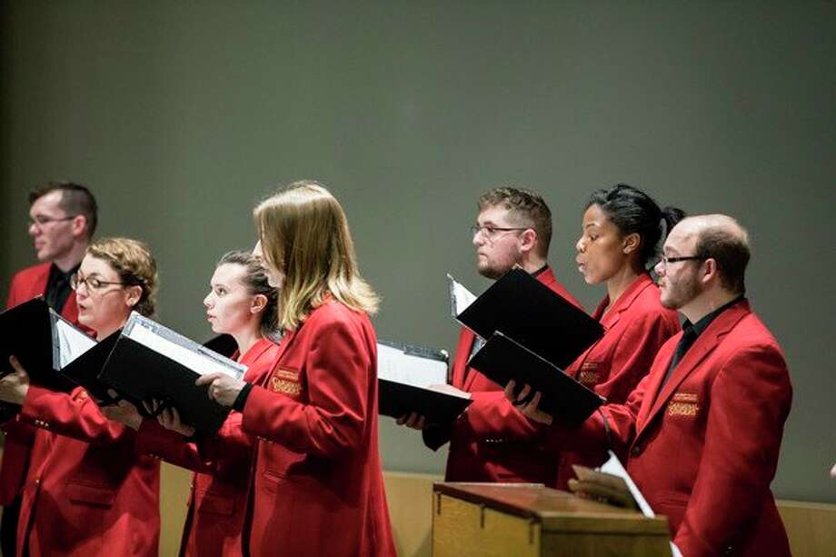 The Cardinal Singers will be performing in a free concert on Monday at Saginaw Valley State University. (Submitted photo)
