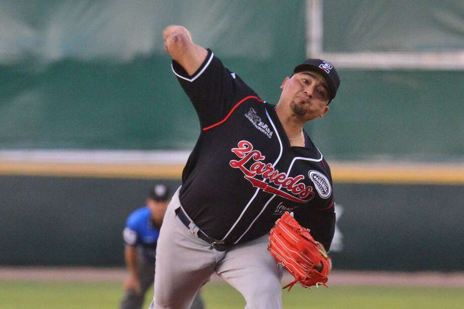 Pitcher Jose Oyervides lasted five innings allowing one run on six hits while striking out six in the Tecolotes game against the Generales de Durango Tuesday. Photo: Courtesy Of The Tecolotes Dos Laredos File
