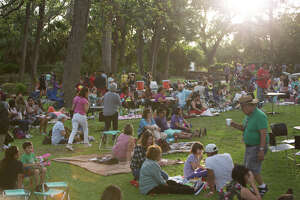 Second Thursday was back on April 11, 2019 as the McNay Art Museum held their monthly free event.