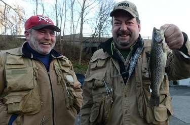 CT trout season opens Saturday - Connecticut Post