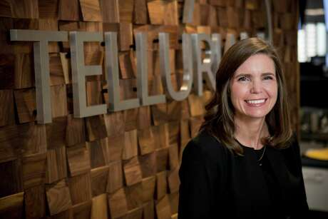 Meg Gentile is president and CEO of Tellurian Inc., a company that is is the process of building a liquefied natural gas export terminal on the Gulf Coast.