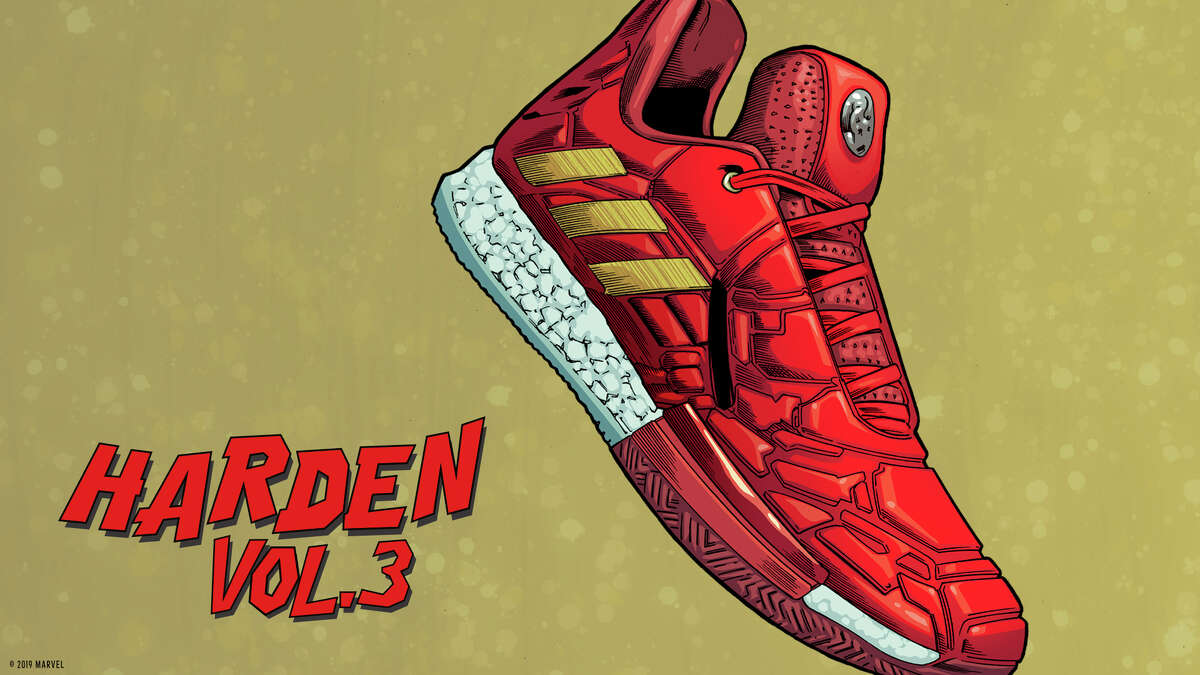 Adidas/Marvel sneaker collection