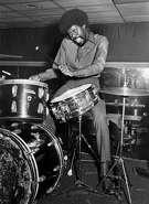 Houston jazz legend Bubbha Thomas