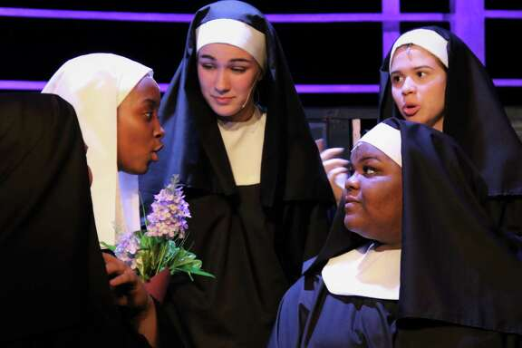 """""""Nunsense"""" staged by Austin High School is among five nominees for """"Best Musical"""" at the fifth annual Jerry Baber Awards on April 29."""