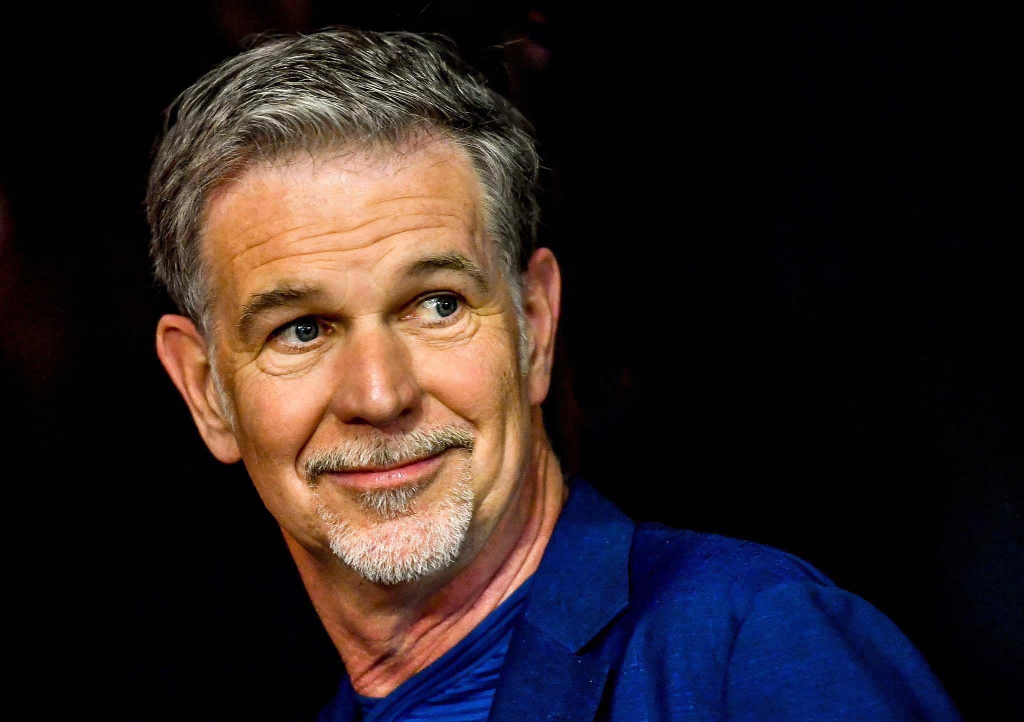 Netflix co-founder to speak at San Antonio rally