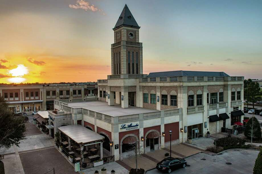 LaCenterra at Cinco Ranch is a 412,900-square-foot outdoor mixed-use retail lifestyle center along the Grand Parkway at Cinco Ranch Boulevard in Katy. Photo: PGIM Real Estate, Photographer / PGIM Real Estate / Jeff Fitlow