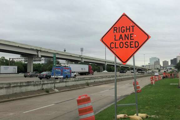 National Work Zone Awareness Week is April 8 through 12, so the Texas Department of Transportation and the Texas Mutual Insurance Company are spreading the word that drivers should slow down and stay attentive around work zones.