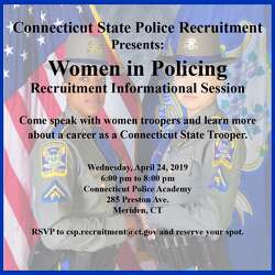 State police invite interested women to recruiting event - The