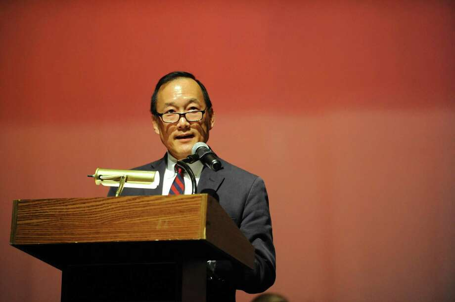 Former Superintendent Earl Kim made $276,125 in 2018. Photo: Michael Cummo / Hearst Connecticut Media / Stamford Advocate