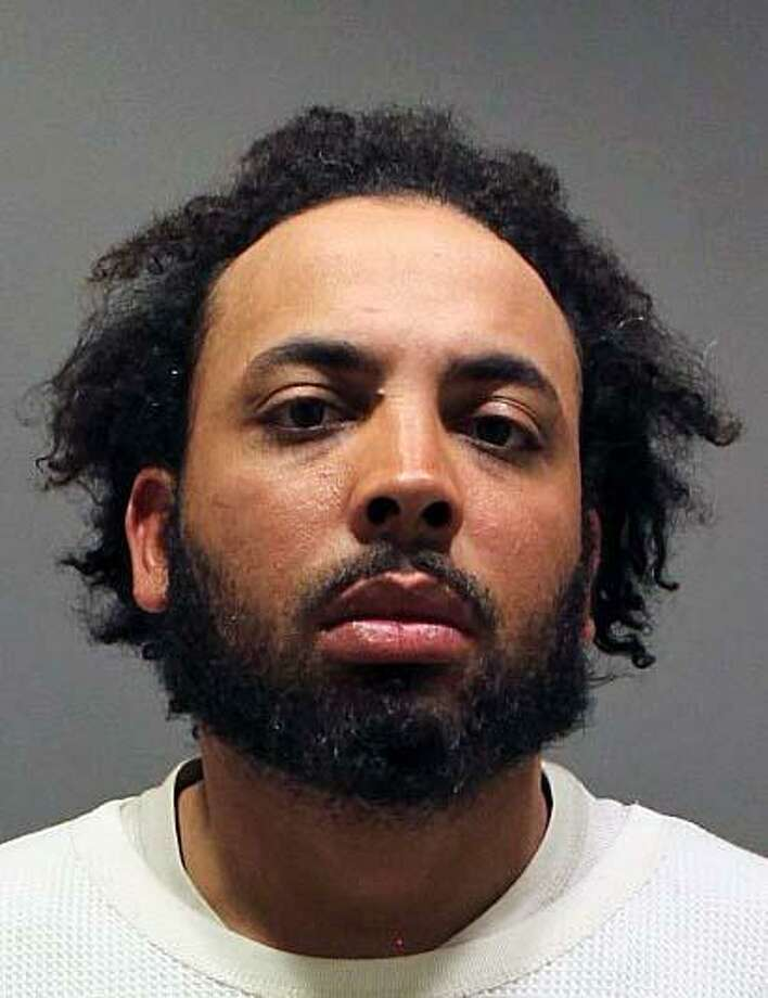 Carlos Lanauze, 34, of Bridgeport, Conn., was charged on April 12, 2019, with third-degree burglary and third-degree criminal trespass. Photo: Contributed Photo / Stratford Police Department / Contributed Photo / Connecticut Post Contributed