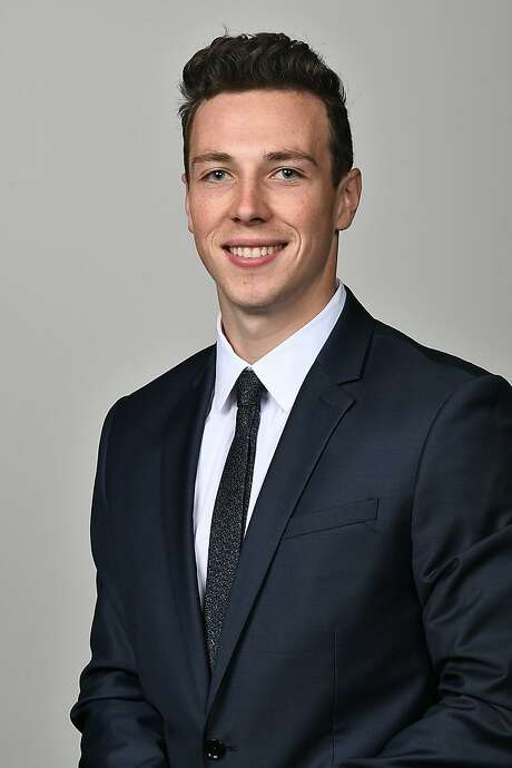 Niko Hildebrand, UMass hockey captain
