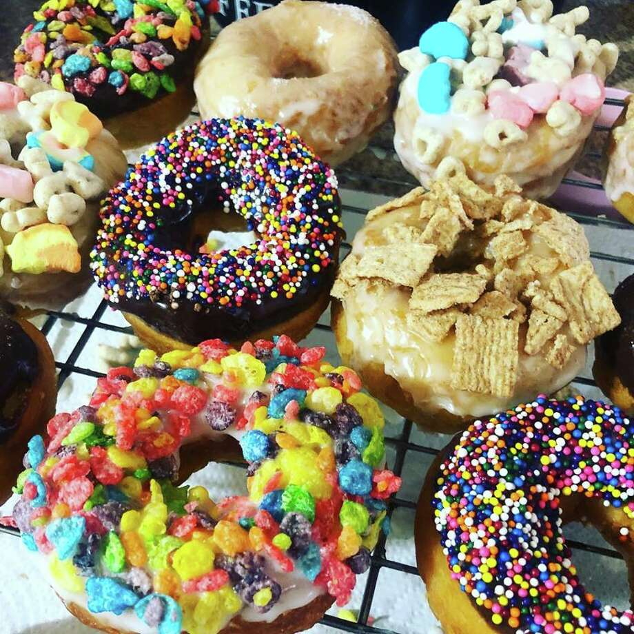 SisterDough doughnut selections. Photo: Courtesy