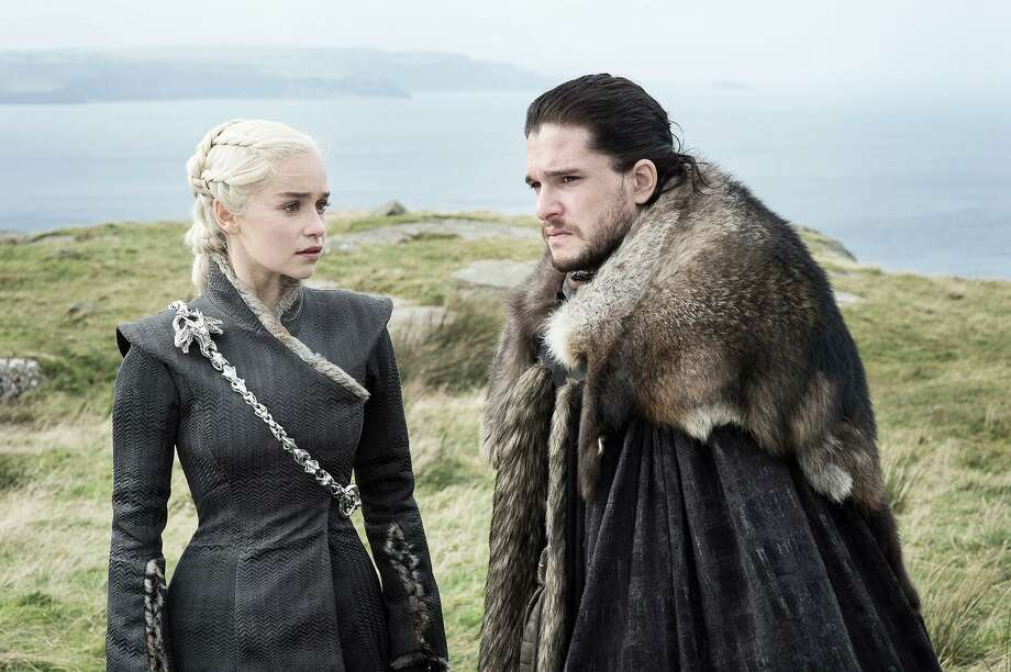 The season eight premiere of the hit HBO series Game of Thrones airs at 8 p.m. Sunday. Photo: Helen SloanHBO / Chicago Tribune
