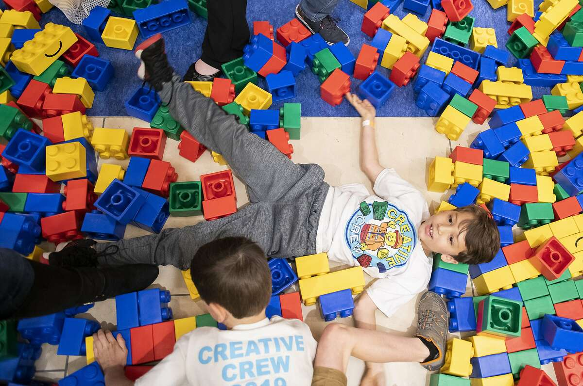 LEGOLAND Discovery Center Bay Area is hosting a two-day building competition to find a Master Model Builder.
