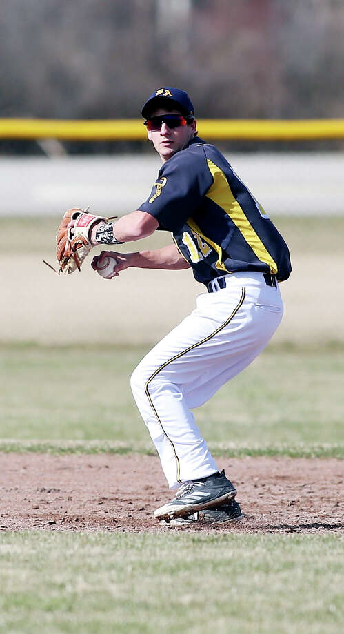 Harbor Beach at Bad Axe — Baseball Photo: Paul P. Adams/Huron Daily Tribune