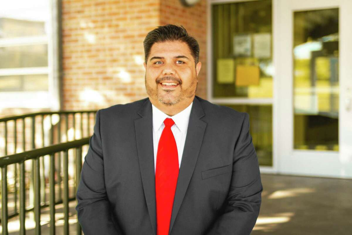 Chris Castro is a candidate for the District 6 seat on the SAISD board.