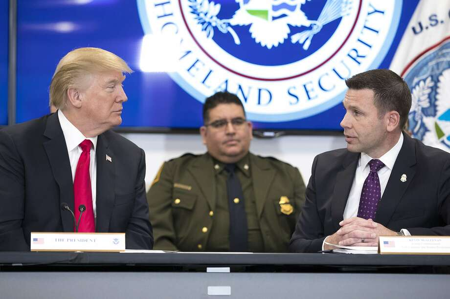 Telegraph - Investigating Trump Panel Immigration Alton