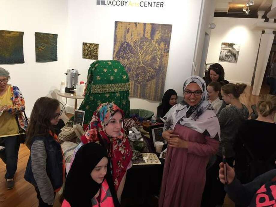 """""""Small Town – Big World"""", set for Saturday, May 4, in downtown Alton, will include a """"Meet a Muslum"""" booth, allowing guests to ask questions and learn about the religion, among dozens of other displays on all cultures."""
