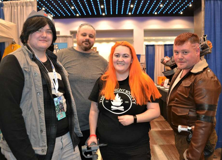 Were you Seen at the Empire State Comic Con at Albany Capital Center on April 12, 2019? Photo: Diana Centanni