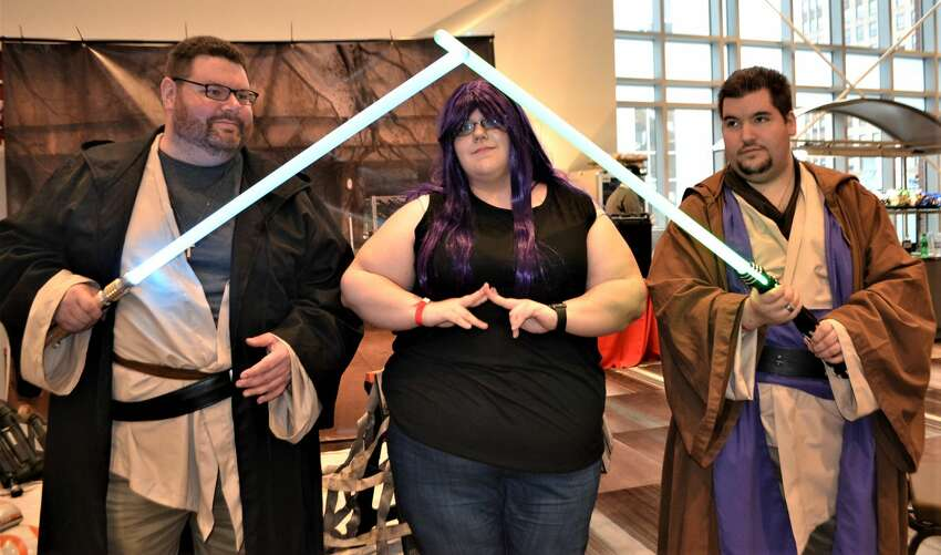 Were you Seen at the Empire State Comic Con at Albany Capital Center on April 12, 2019?