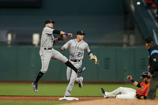 ed290a0468881 Giants outlast Rockies in marathon at Oracle