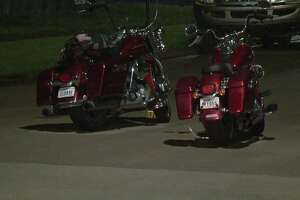 2 veterans shot while riding motorcycles near Barkers Crossing