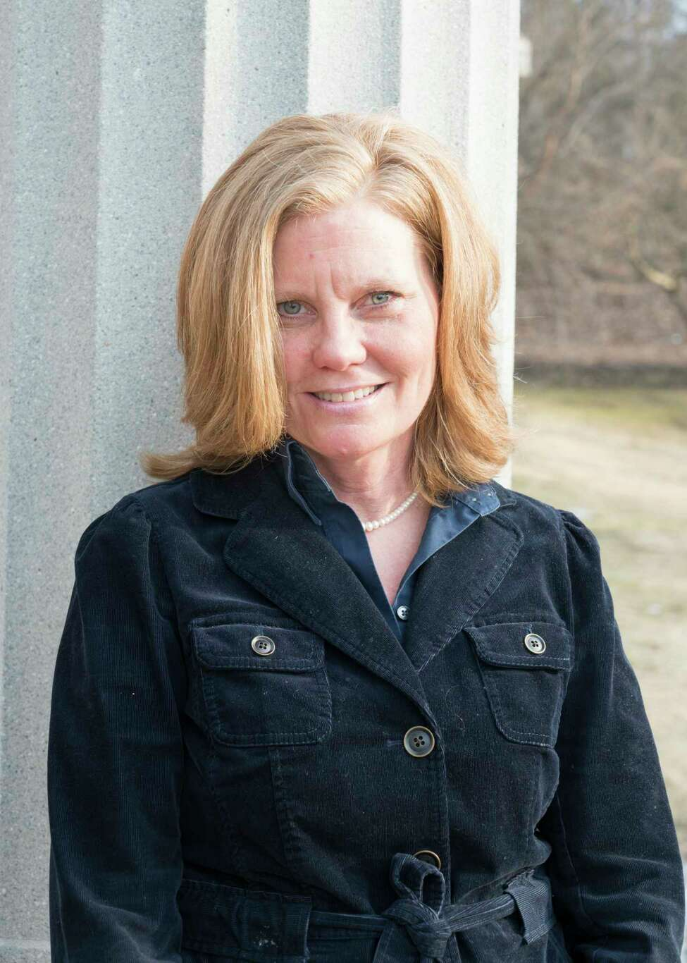 Patricia Morrison announced Saturday, April 13, 2019, that she is running for the Saratoga Springs finance commissioner's seat currently held by Michelle Madigan. (Provided photo)