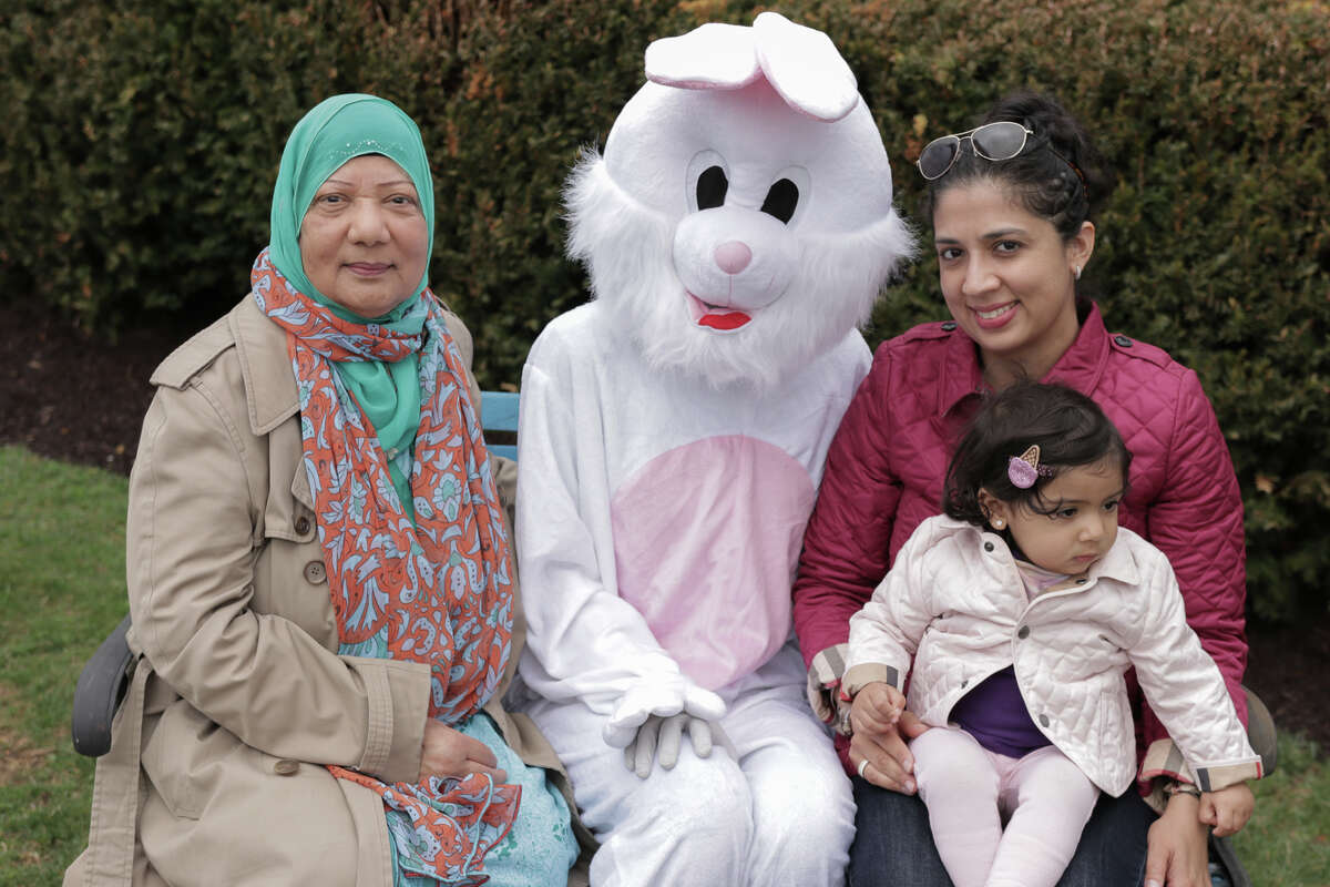 Everwonder Museum in Newtown held its annual Easter egg hunt on April 13, 2019. Were you SEEN?
