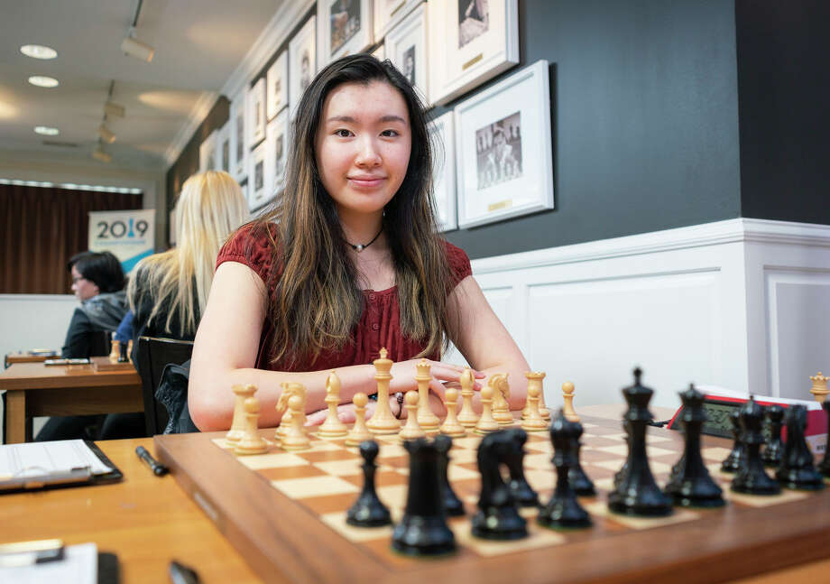 After her national chess tournament win, student is practically a