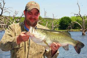 Through March, Texas anglers entered almost 150 largemouth bass weighing 8 pounds or more in the state's 2019 ShareLunker program. That total, caught from 54 different lakes, includes more than 40 bass weighing 10 pounds or more.
