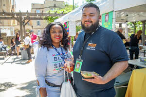 """The """"greatest offering of San Antonio ever assembled"""" were featured on Saturday, April 13, 2019, at Taco Fest."""