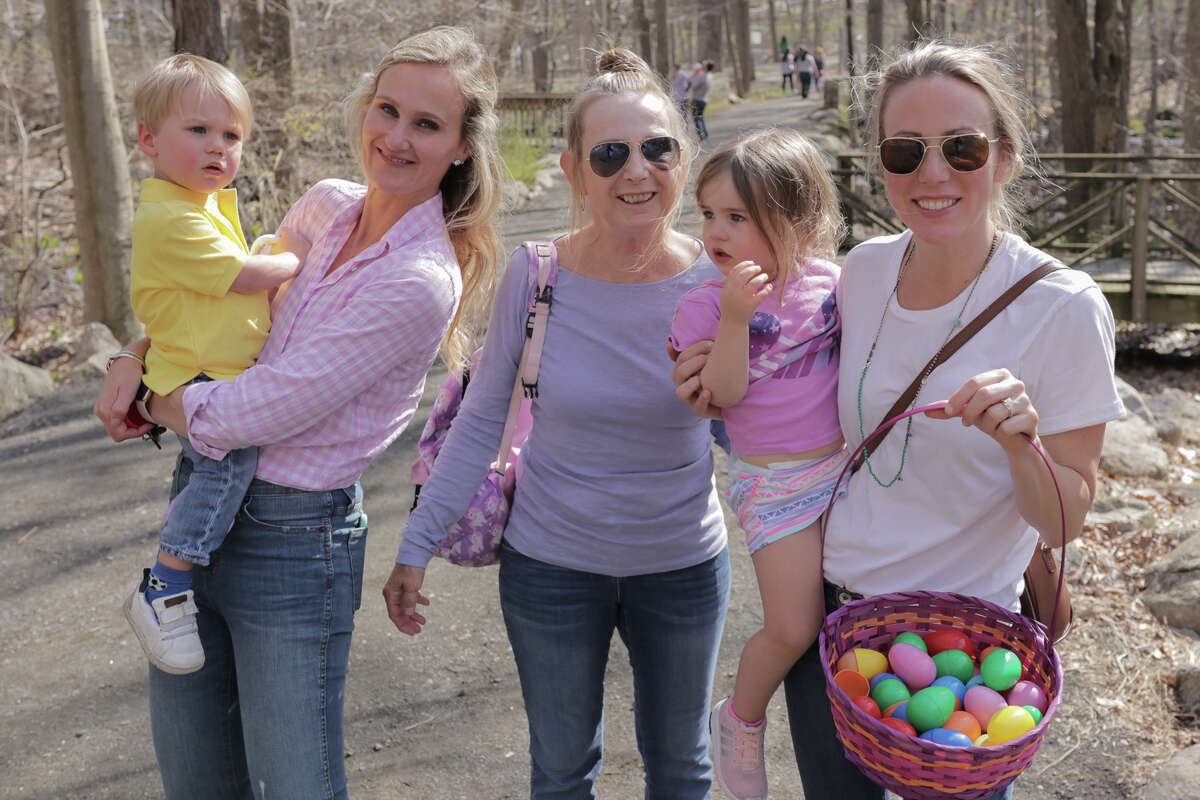 Take to the wooded trails of the Stamford Museum & Nature Center for an ultimate Easter Egg hunt, runninguntil Saturday.Find out more.