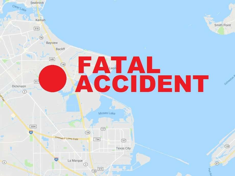 Alcohol is being blamed as a factor in a teenager's death following an early Saturday morning auto accident in Dickinson. Photo: Houston Chronicle