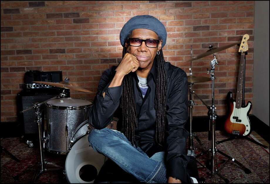 Nile Rodgers & CHIC will perform at The Capitol Theatre in Port Chester, N.Y., on April 25. Photo: Jill Furmanovsky / Contributed Photo