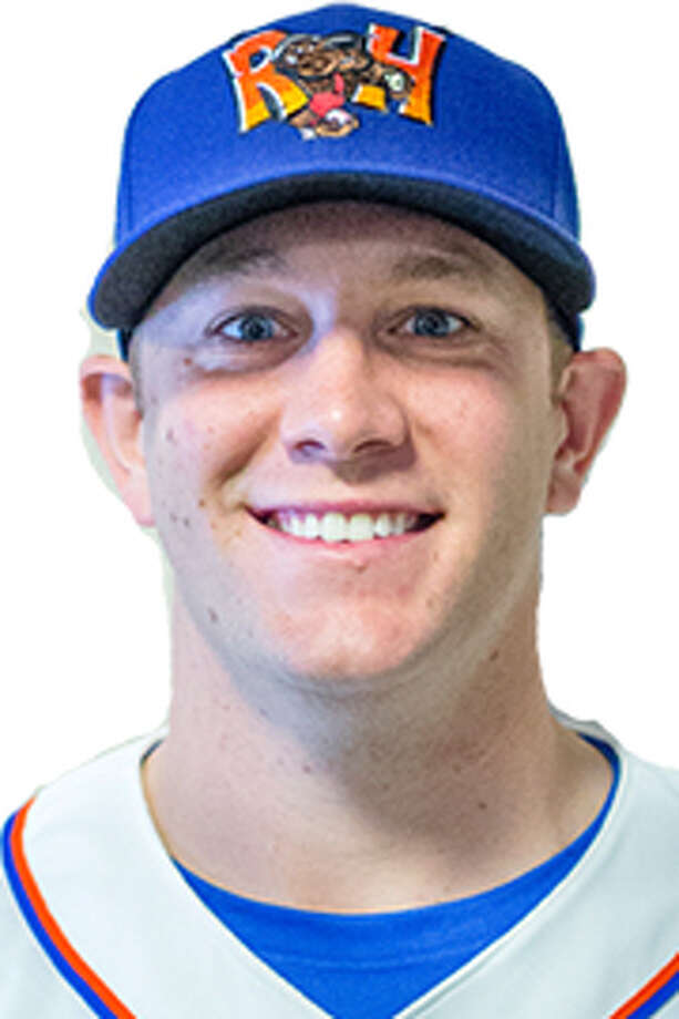 Midland RockHounds pitcher Matt Milburn Photo: Midland RockHounds