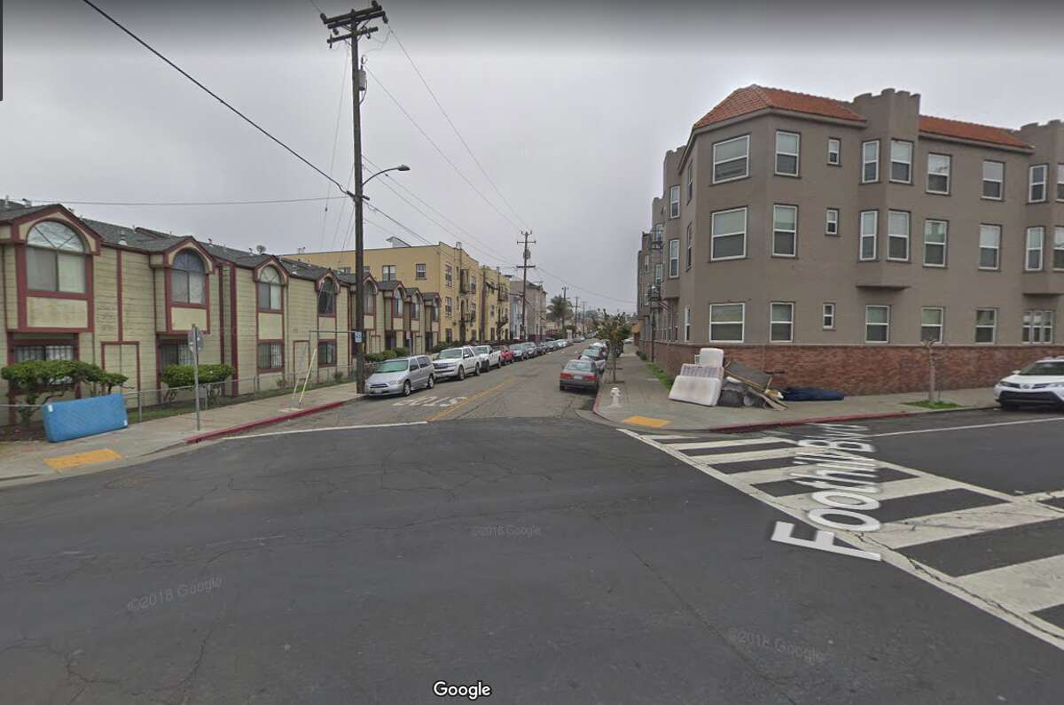 A mother and her son were killed in a hit-and-run at26th Avenue and Foothill Boulevard in Oakland on April 13, 2019.
