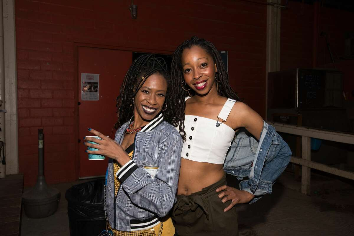 Bounce music brought the house down when Big Freedia performed on Saturday, April 13, at Paper Tiger.
