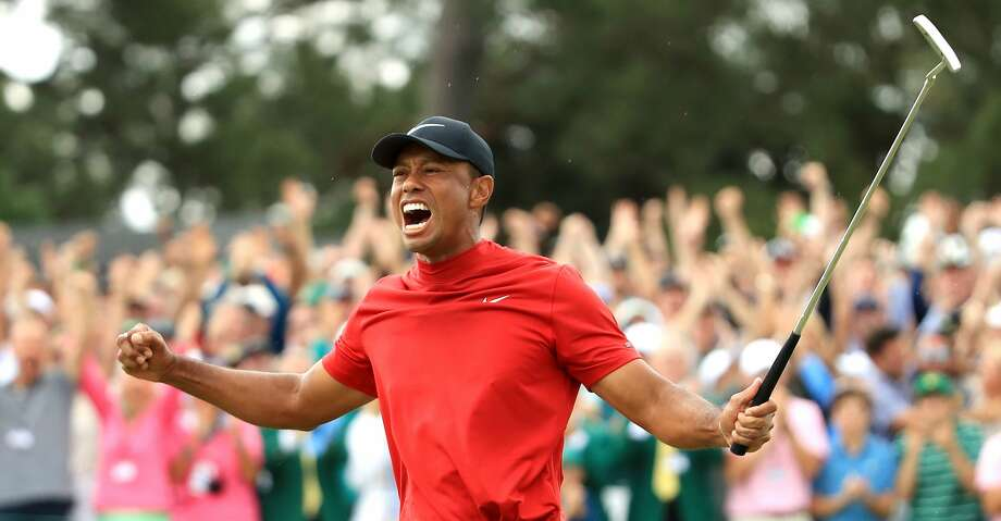 54f837309 Tiger Woods makes Masters 15th and most improbable major - Houston ...