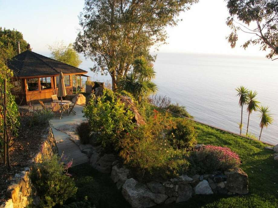 A remote Big Sur home on property owned by one family for six generations is now on the market for $7.25 million. Photo: Realtor.com