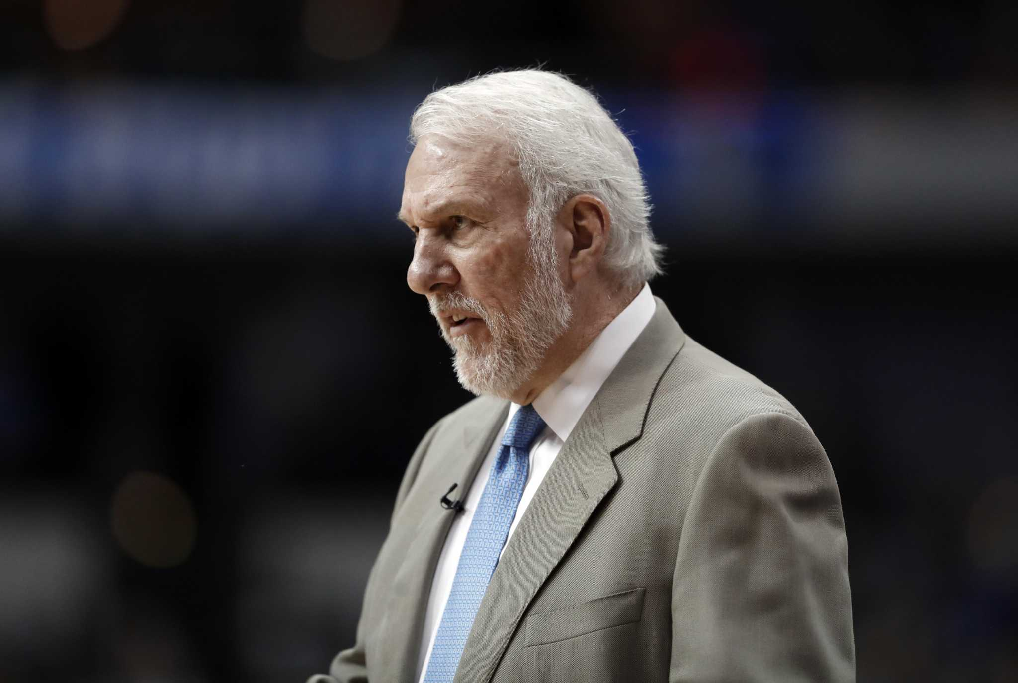 With little fanfare, Popovich becomes NBA's all-time winningest coach