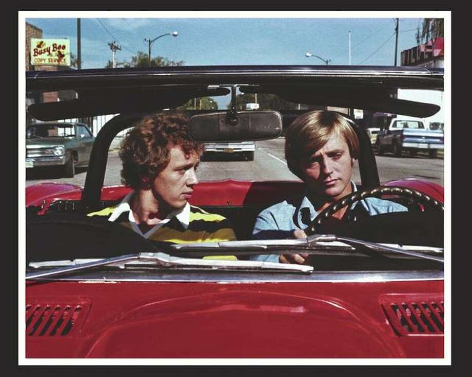 "After 40 years, the movie filmed in Edwardsville, ""Stingray,"" returns to the Wildey Theatre. Photo: For The Intelligencer"