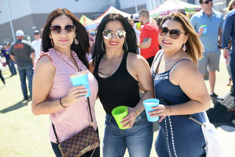 Karbach Crawfish Fest presented by RTIC Outdoors, benefiting the Robert Garner Firefighter Foundation on Sunday, April 14, 2019 Photo: Jamaal Ellis, For The Houston Chronicle / © 2019 Houston Chronicle