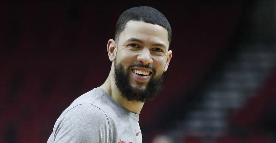 PHOTOS: Rockets game-by-game Houston Rockets guard Austin Rivers during the Houston Rockets practice at Toyota Center,Saturday, April 13, 2019, in Houston, as the Rockets prepare to face the Utah Jazz in a best-of-seven series during the First Round of the 2019 NBA Playoffs. Browse through the photos to see how the Rockets fared in each game this season. Photo: Karen Warren/Staff Photographer