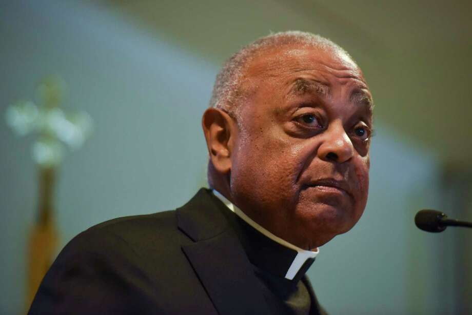 Archbishop Wilton Gregory is the new leader of the Catholic Church in Washington. Photo: Washington Post Photo By Jahi Chikwendiu. / The Washington Post