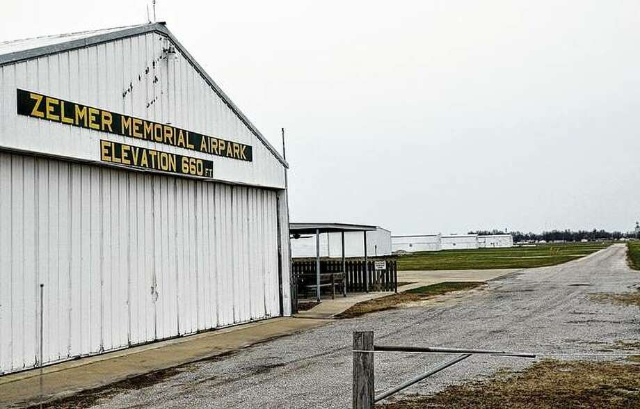 Zelmer Airport in Palmyra is home to the Macoupin County Flyers. The group is hosting an Aviation Exploration Day on Saturday. Photo: Kathleen Clark | Journal-Courier