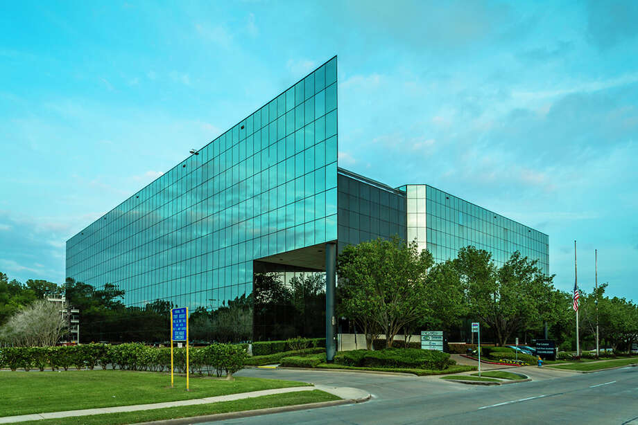 Ashford on the Bayou, a 126,811-square-foot office building at 1001 S. Dairy Ashford, is 55 percent leased. Hartman Income REIT purchased the building RPD Catalyst in a deal brokered by HFF. Photo: HFF / Copyright 2013 Mabry Campbell