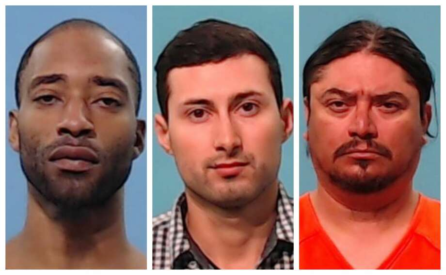 PHOTOS: Felony sex crime arrestsFive people were arrested for felony sex crimes in Brazoria County during March 2019. >>>Click through the photos to see charges and mugshots of the accused... Photo: Brazoria County District Attorney