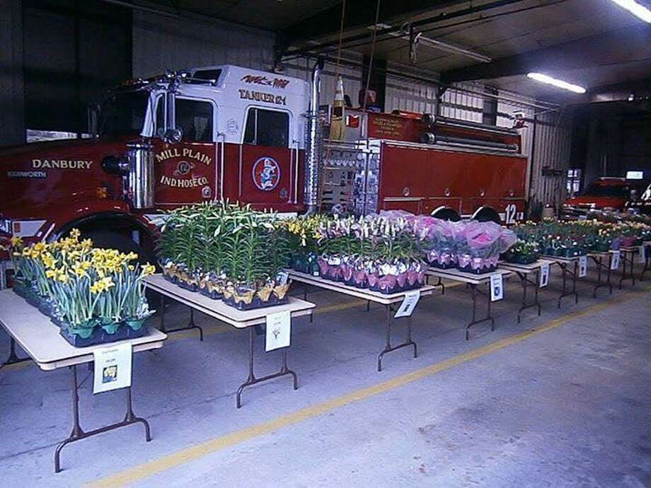 Mill Plain Independent Hose Company No. 12 will host an Easter Flower Sale on April 19-21, 2019. Photo: Mill Plain Independent Hose Company, #12 / Facebook